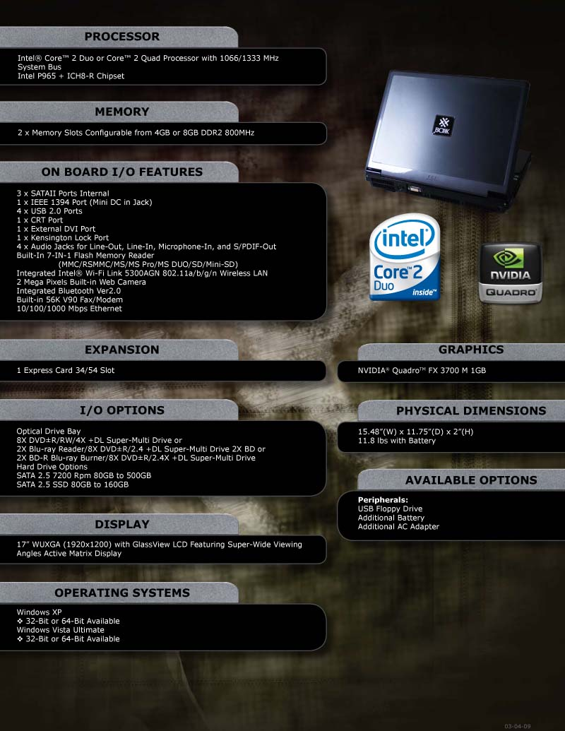 BEST LAPTOP BRAND FOR 3DS MAX... - Page 2 Goboxx13