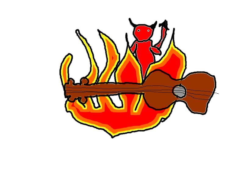 Dessine moi... Guitar10