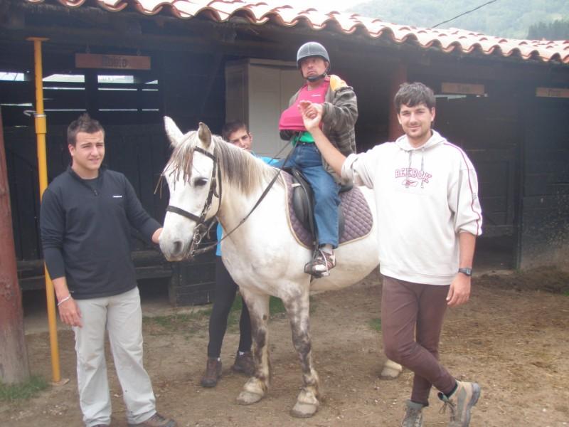 Final de curso con los Caballos de Aravalle (4/6/09) P6040542