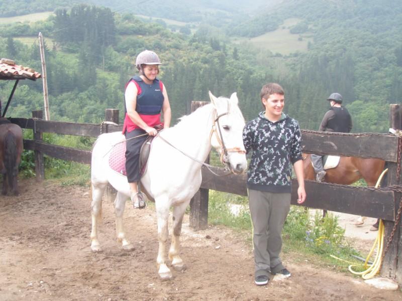 Final de curso con los Caballos de Aravalle (4/6/09) P6040543