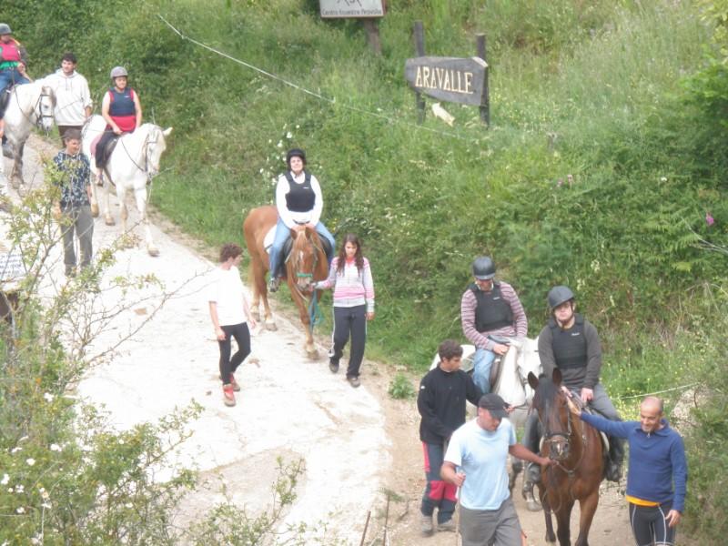 Final de curso con los Caballos de Aravalle (4/6/09) P6040546