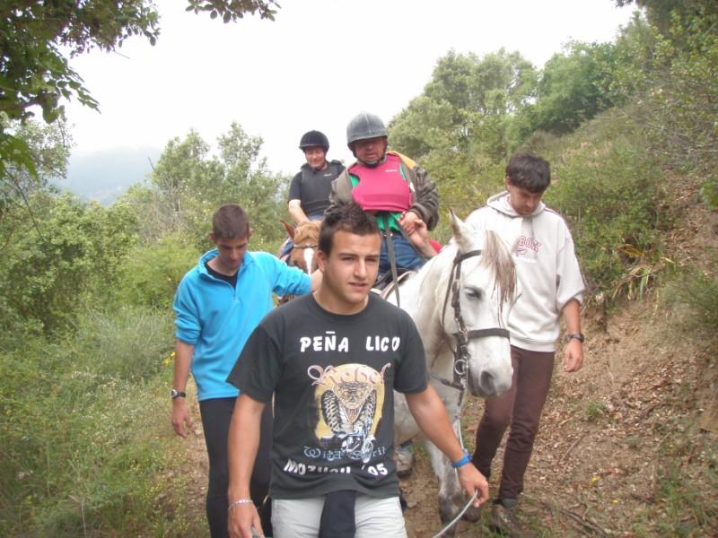 Final de curso con los Caballos de Aravalle (4/6/09) P6040611