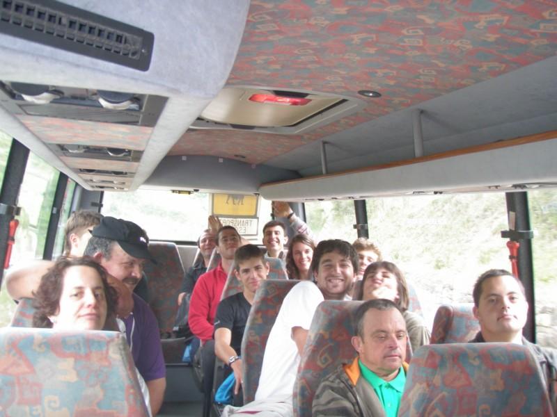 Final de curso con los Caballos de Aravalle (4/6/09) P6040625