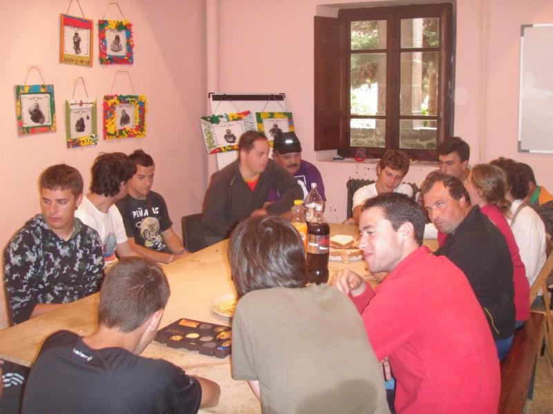 Final de curso con los Caballos de Aravalle (4/6/09) P6040626