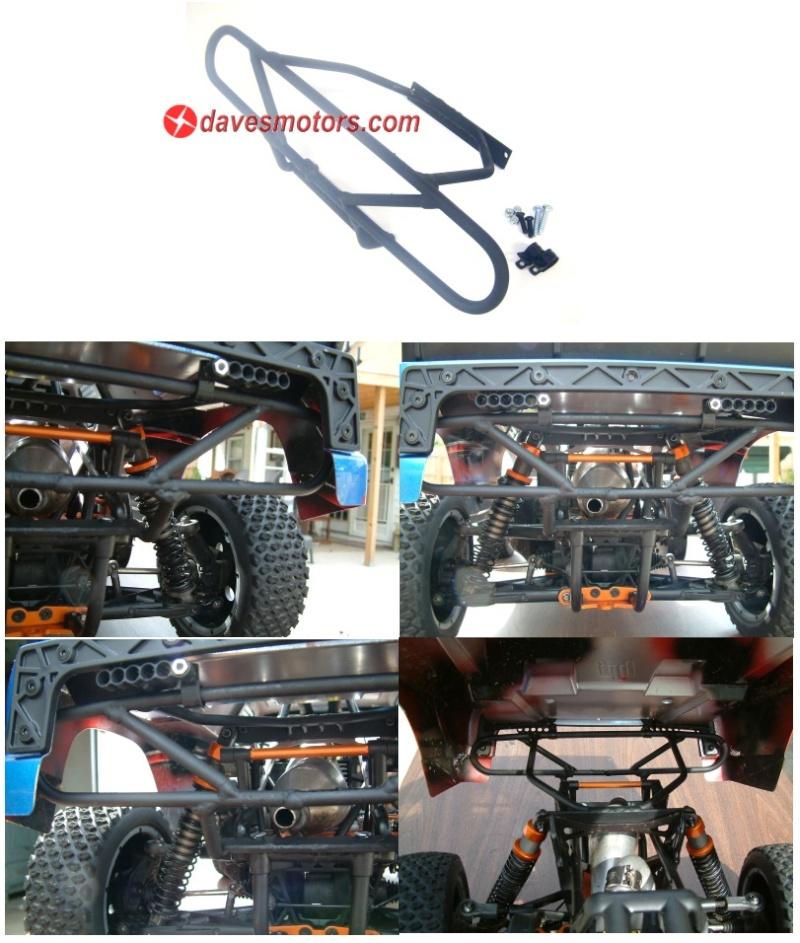 "8 Ball ""Tailbone"" Bumper for HPI Baja 5T Media_22"