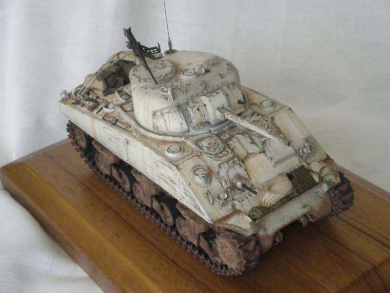 Whitewash Sherman 114