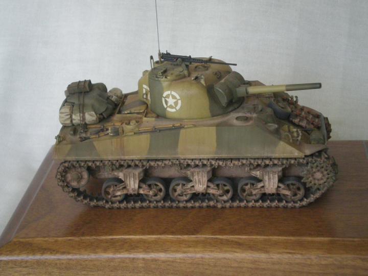 M4 Sherman in Italy... 513