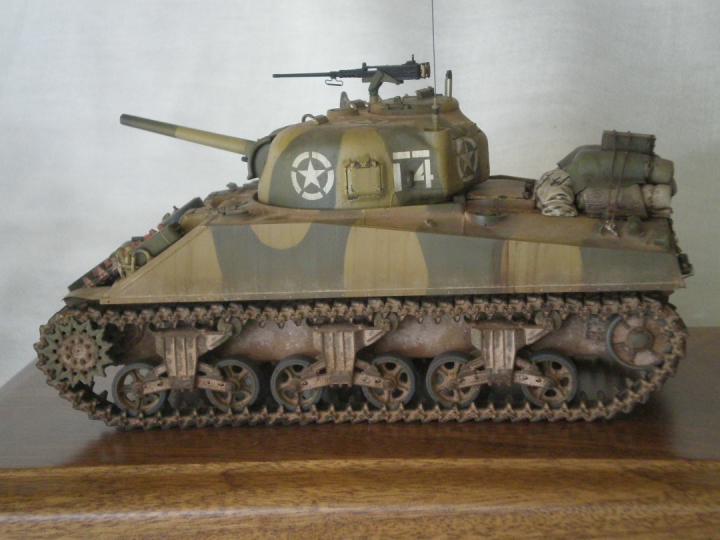 M4 Sherman in Italy... 613