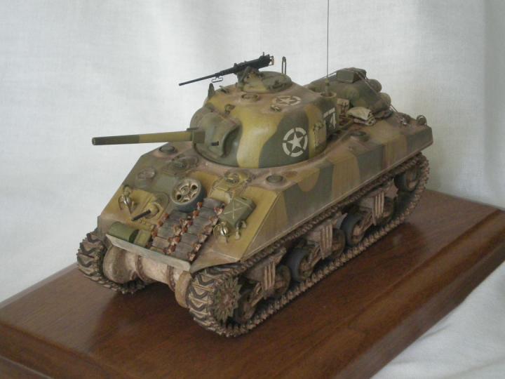 M4 Sherman in Italy... 712