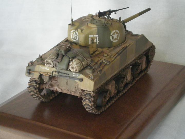 M4 Sherman in Italy... 810