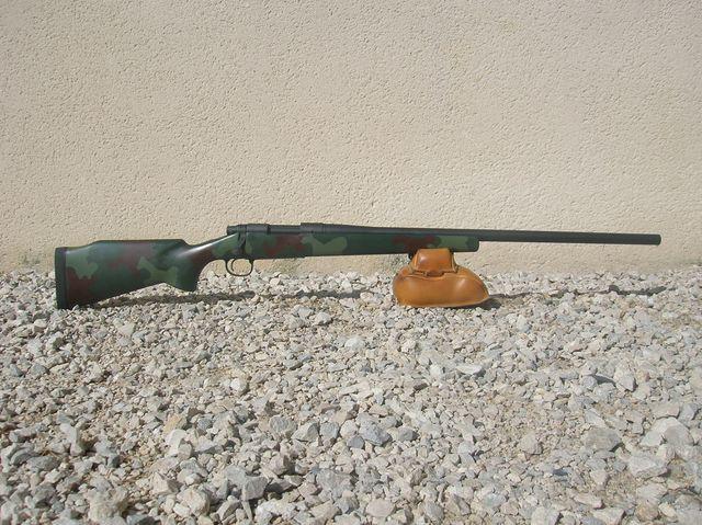 lunette réglementaire des M40A1 M40a112