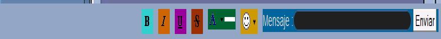 Imagenes y colores en el chatbox Chatur17