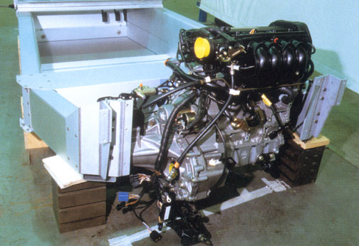 Engine Valirations in the Lotus Elise K-seri10