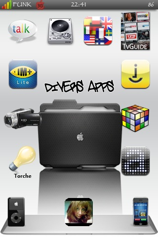 customisation iphone - Page 2 411