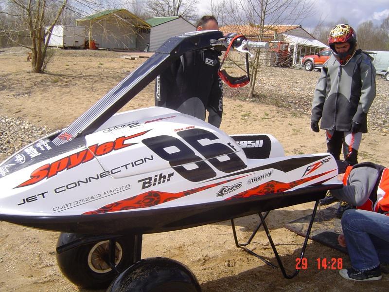 Brice LOPEZ saison 2009 Dsc03310