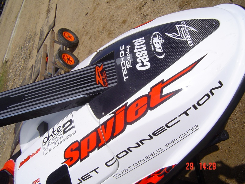 Brice LOPEZ saison 2009 Dsc03314