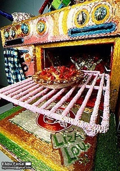 مطبخ من الخرز 1120