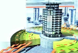 الأبنية تقاوم الزلازل المدمرة بفضل تكنولوجيا جديدة 24767910