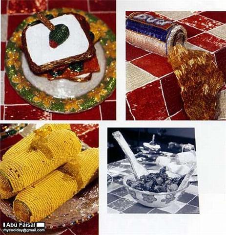 مطبخ من الخرز 727
