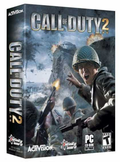 Call of Duty 2 (Highly compressed) | 429Mb 2iw7m210