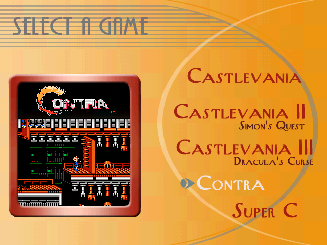 Contra The Game 33wb4710