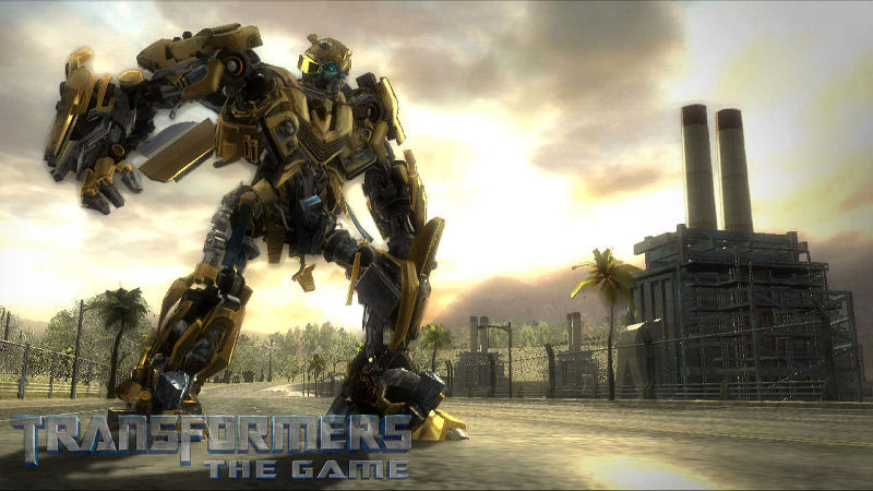 TRANSFORMERS: THE GAME - PC Rip 52l7tw10