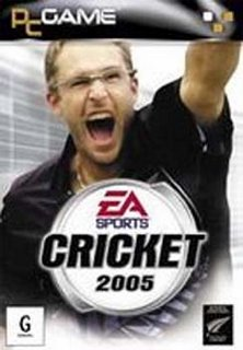 EA Sports Cricket 2005 full version 6.82MB Easpor10
