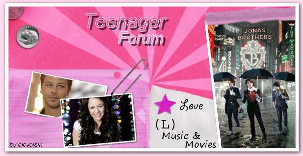 Teenager Forum