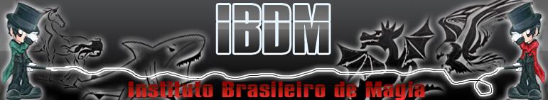 IBDM - Instituto Brasileiro de Magia - Portal Banner11