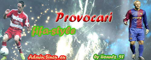 Creatii proprii iionutz_91 Provoc10