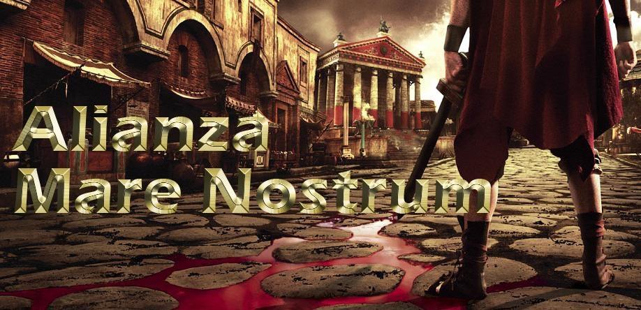 Alianza Mare Nostrum (MARE)