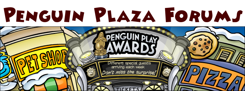 Penguin Plaza Forums