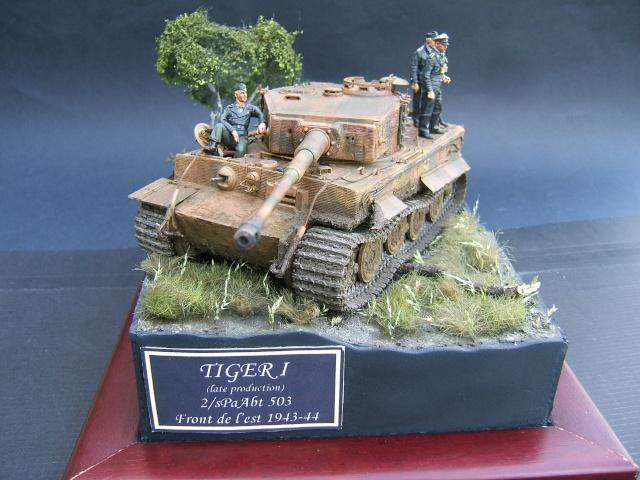 Tigre I late [Dragon 1:35] Photo113