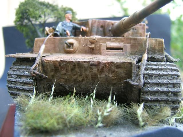 Tigre I late [Dragon 1:35] Photo125