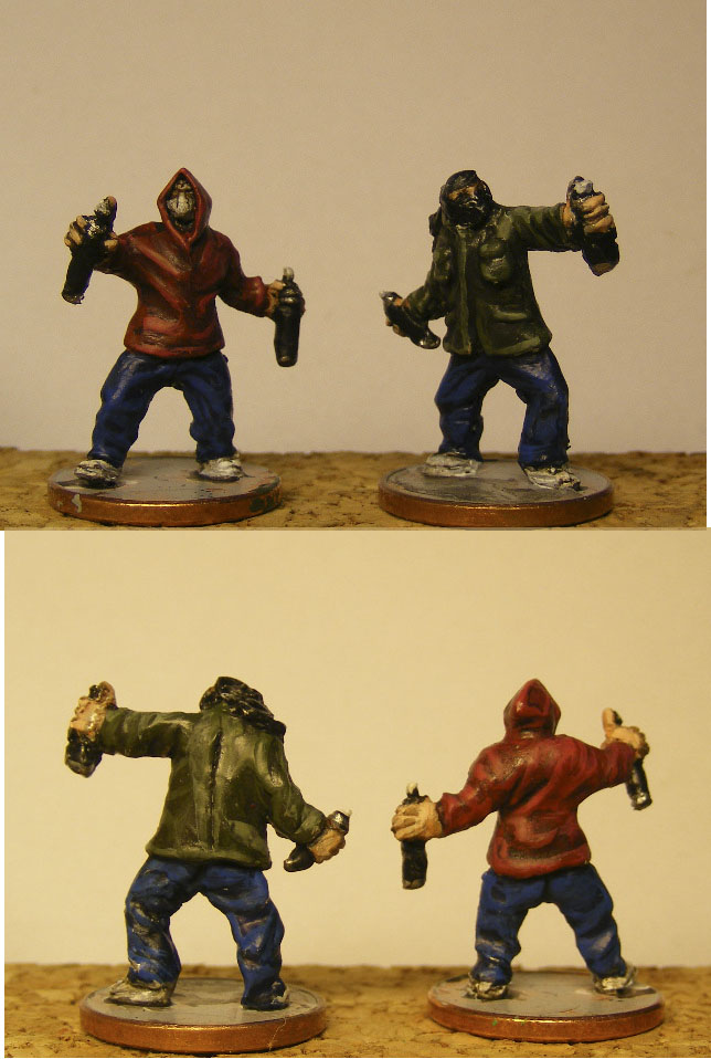 Bob's self-sculpted minis (check this out!) - Page 11 E10
