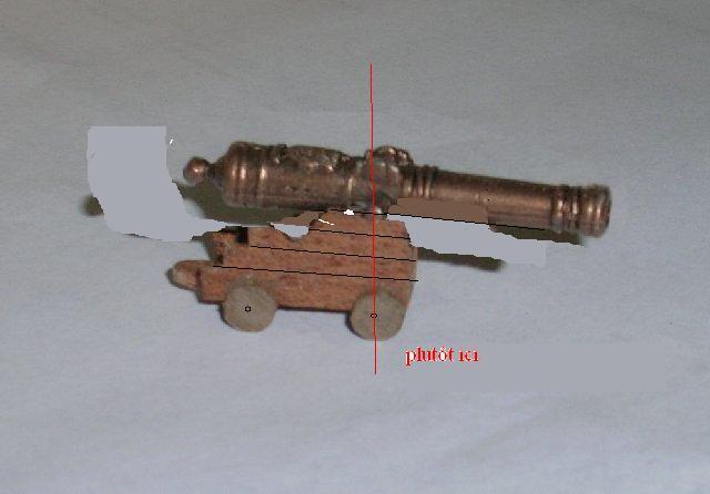 """Le protecteur 64 canons """"Plan de l'AAMM"""" au 1/75 - Page 3 Canon10"""