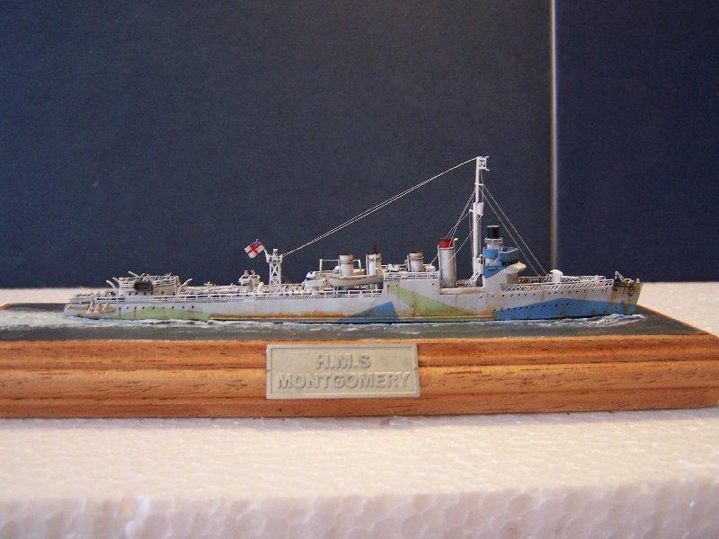 Destroyers par OrionV au 600éme - Airfix  Destro18