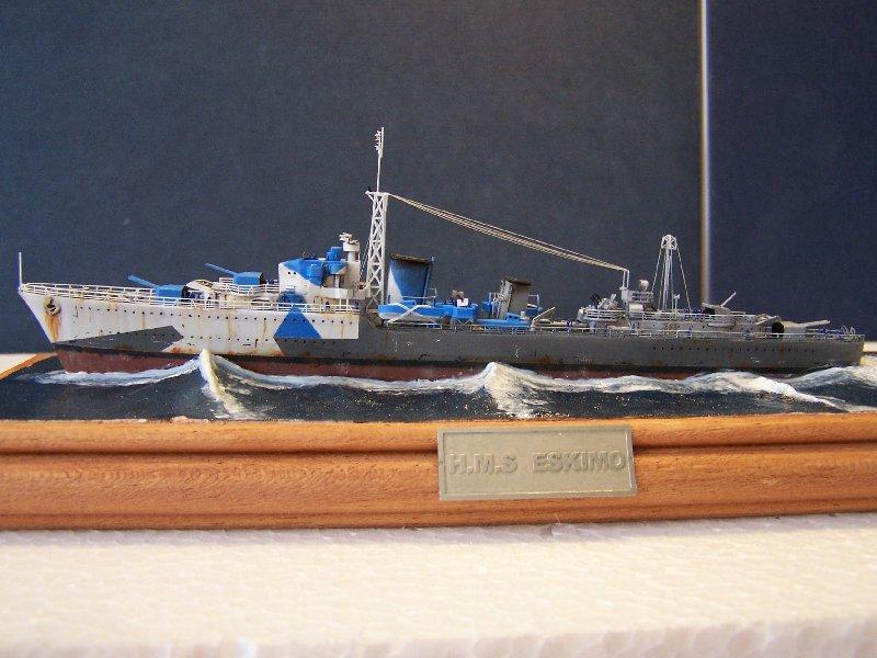 Destroyers par OrionV au 600éme - Airfix  Destro20