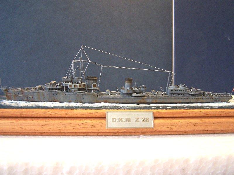 Destroyers par OrionV au 600éme - Airfix  Destro21