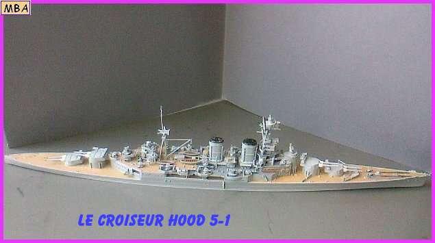 CONSTRUCTION DE LA MAQUETTE DU HOOD 1941 au 700 TRUMPETER - Page 2 Le_hoo10