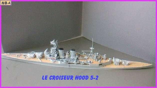 CONSTRUCTION DE LA MAQUETTE DU HOOD 1941 au 700 TRUMPETER - Page 2 Le_hoo11