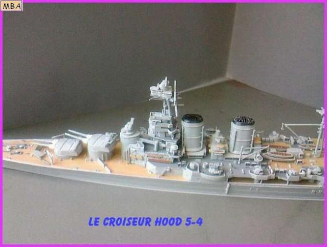 CONSTRUCTION DE LA MAQUETTE DU HOOD 1941 au 700 TRUMPETER - Page 2 Le_hoo13