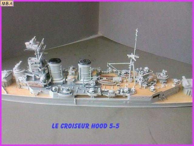 CONSTRUCTION DE LA MAQUETTE DU HOOD 1941 au 700 TRUMPETER - Page 2 Le_hoo14