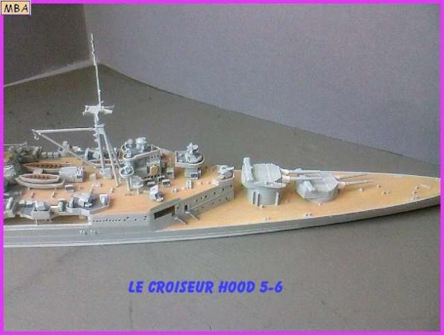 CONSTRUCTION DE LA MAQUETTE DU HOOD 1941 au 700 TRUMPETER - Page 2 Le_hoo15