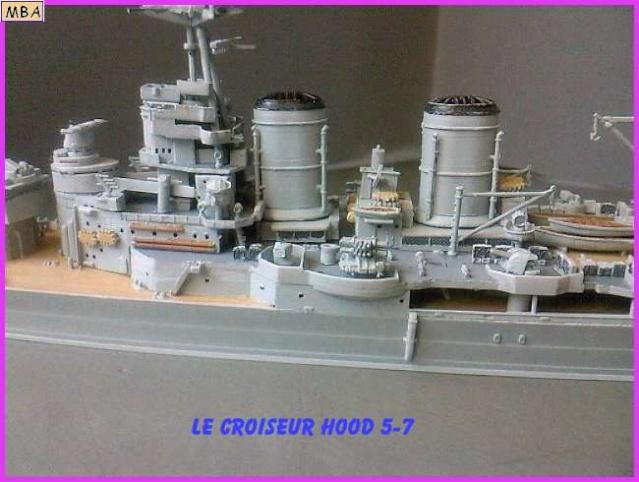 CONSTRUCTION DE LA MAQUETTE DU HOOD 1941 au 700 TRUMPETER - Page 2 Le_hoo16