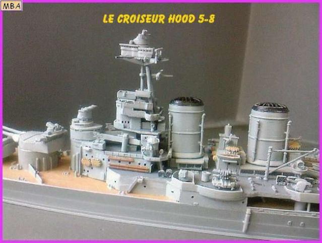 CONSTRUCTION DE LA MAQUETTE DU HOOD 1941 au 700 TRUMPETER - Page 2 Le_hoo17