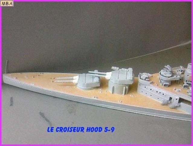 CONSTRUCTION DE LA MAQUETTE DU HOOD 1941 au 700 TRUMPETER - Page 2 Le_hoo19