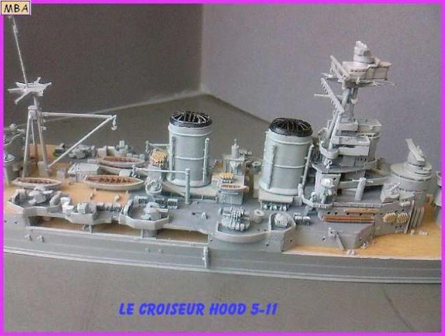 CONSTRUCTION DE LA MAQUETTE DU HOOD 1941 au 700 TRUMPETER - Page 2 Le_hoo21