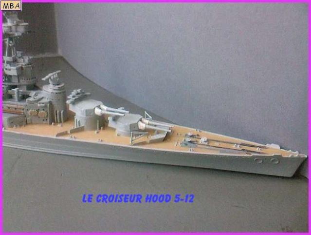 CONSTRUCTION DE LA MAQUETTE DU HOOD 1941 au 700 TRUMPETER - Page 2 Le_hoo22