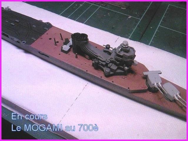 Le MOGAMI : Croiseur Japonais transporteur d'hydravions au 700ème Mogami18